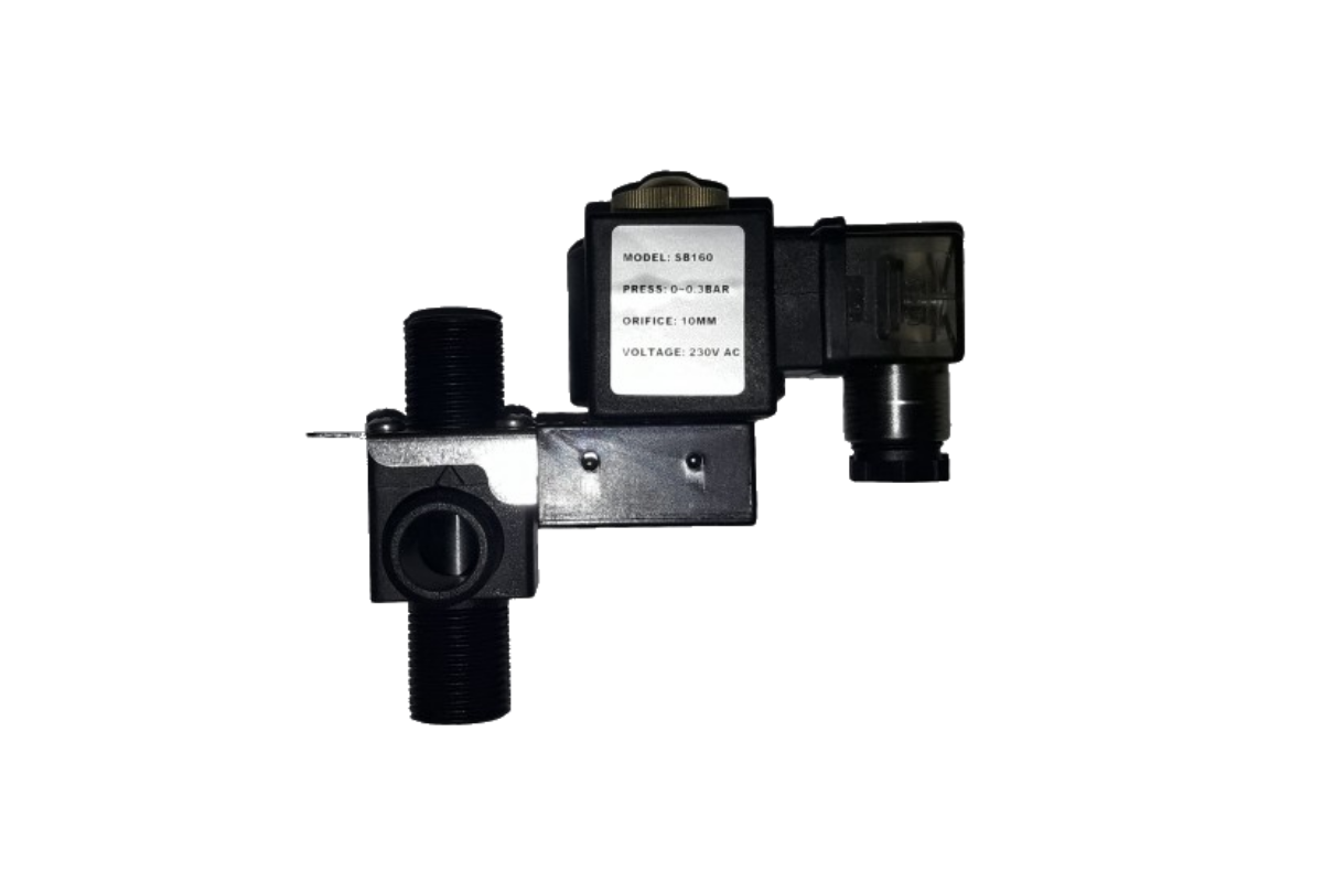 Трёхходовой электромагнитный клапан RFS SB 160