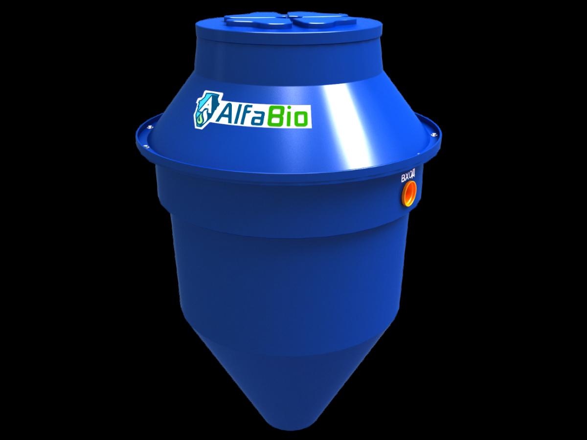 Автономная канализация (септик) Alfa Bio 0.8